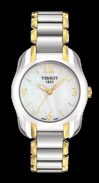 TISSOT T-Wave Damenuhr T0232102211700