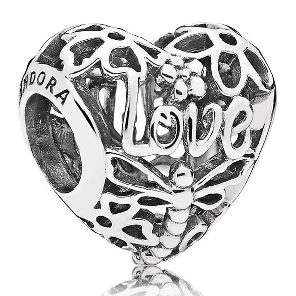 PANDORA Charm Promise of Spring 797046