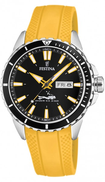 Festina Herrenuhr The Originals Dive F20378/4