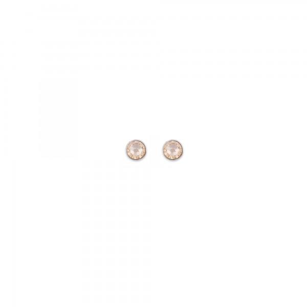 Ohrstecker Swarovski® Kristalle Peach 0042210225