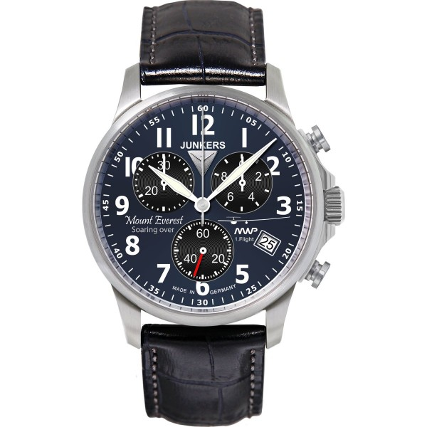 Junkers 6894-3 Mountain Wave Project Chronograph Herrenuhr