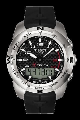 TISSOT T-Touch Expert Herrenuhr T0134201720200