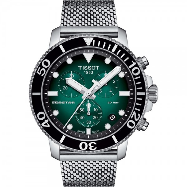 Tissot Seastar 1000 Powermatic 80 Herrenuhr T1204171109100