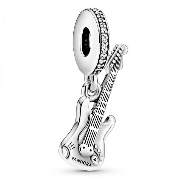 Elektrische Gitarre PANDORA Charm-Anhänger 798788C01