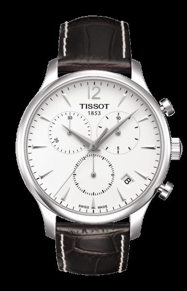 TISSOT Tradition Chronograph Herrenuhr T0636171603700