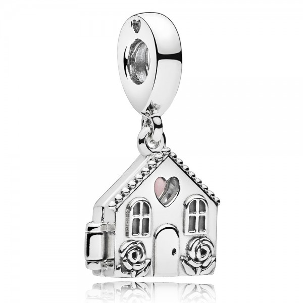 PANDORA Charm Anhänger Perfect Home 797056EN160