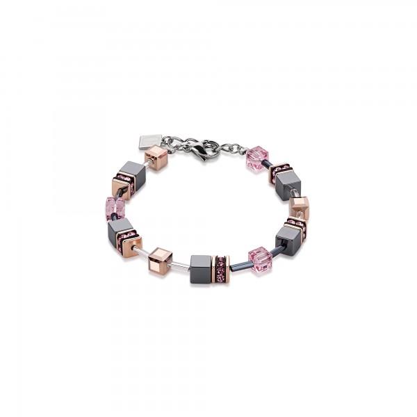 Geo Cube Armband rosa 4015301900