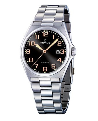 FESTINA Herren-Armbanduhr F16374-8