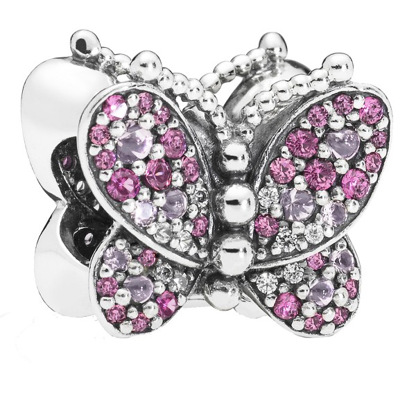 Butterfly Schmetterling PANDORA charm 797882NCCMX