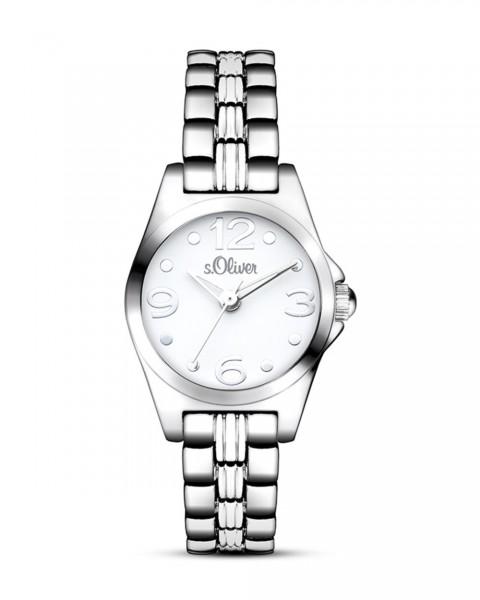 s.Oliver Damen-Armbanduhr SO-3041-MQ