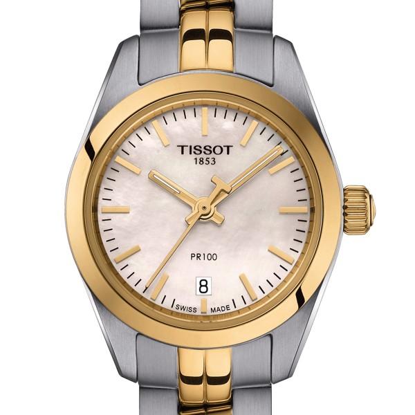 Tissot PR 100 Lady Small Damenuhr T1010102211100