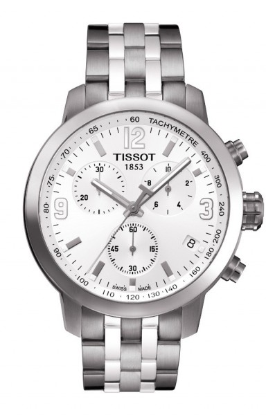 TISSOT PRC 200 Chronograph Herrenuhr T0554171101700