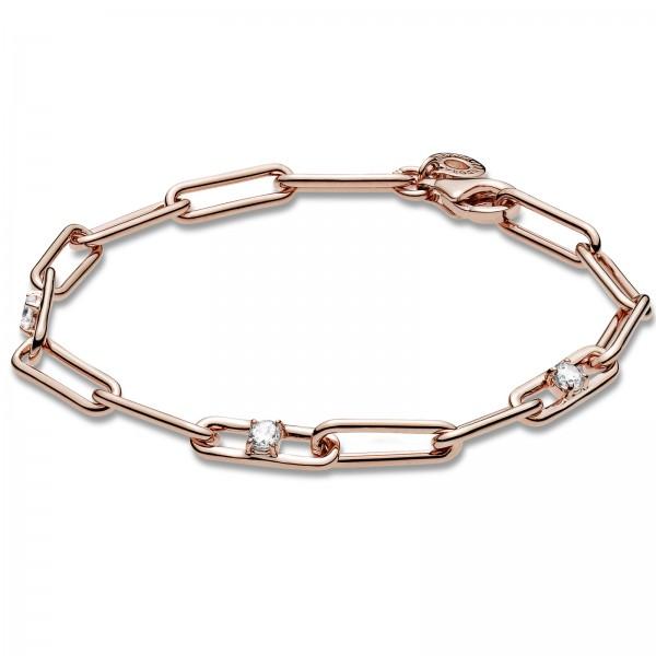 Wundervolle Schmucksteine PANDORA Kettenarmband 589177C01