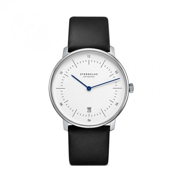 NAOS Weiß STERNGLAS Zeitmesser Premium schwarz SNQ01/108