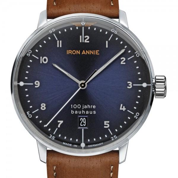 Iron Annie 5046-3 Herrenuhr 100 Jahre Bauhaus