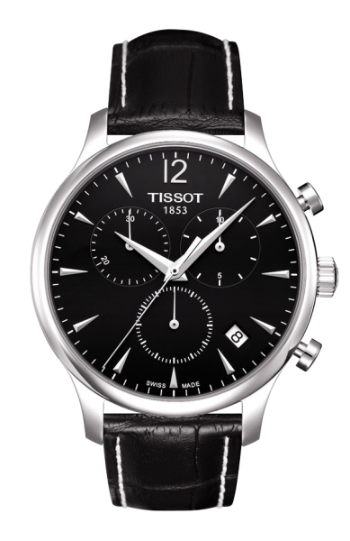 TISSOT Tradition Chronograph Herrenuhr T0636171605700