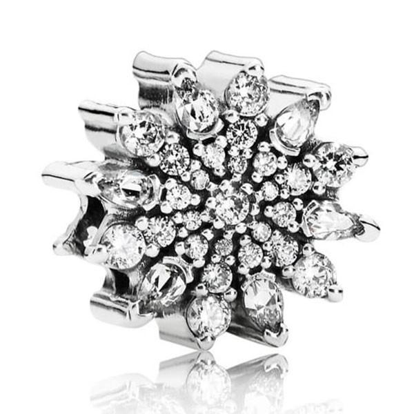 PANDORA Charm Eiskristall 791764CZ