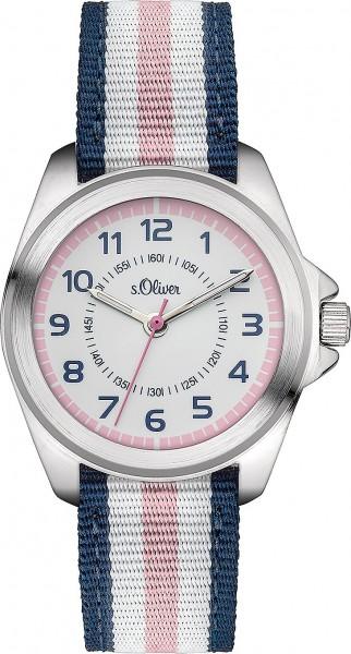 s.Oliver Damen-Armbanduhr SO-3133-LQ