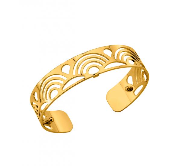 Les Georgettes Armreif Poisson Gold 14mm 70261660100000