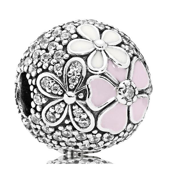 PANDORA Charm Malerische Blüten 792084CZ
