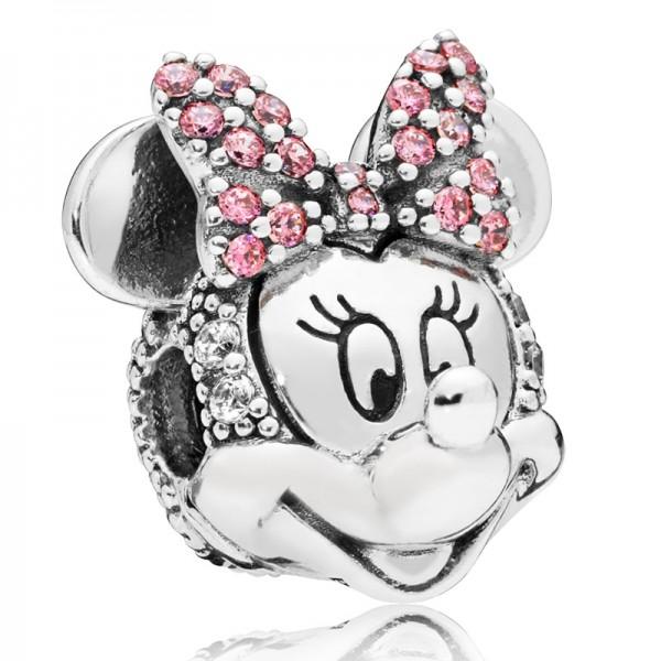 Minnie PANDORA Clip Disney silber 797496CZS