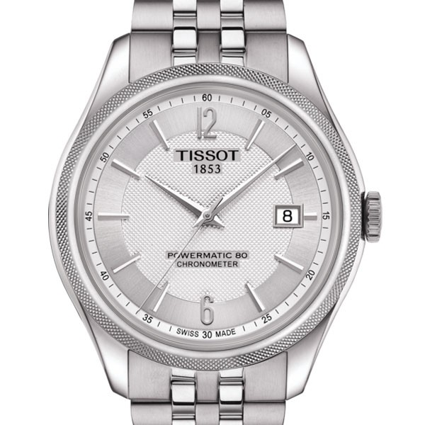TISSOT Chronometer Ballade Powermatic 80 T1084081103700