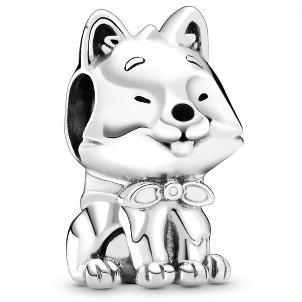 Japanischer Akita Inu Hund PANDORA Charm 799030C01