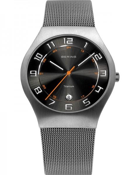 Bering Classic Titanium 11937-007 Herrenuhr