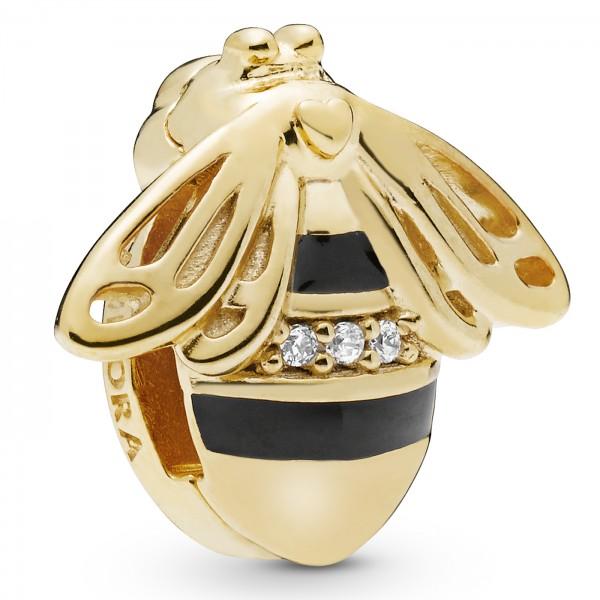 Queen Bee Clip SHINE PANDORA REFLEXIONS Charm 767862EN16