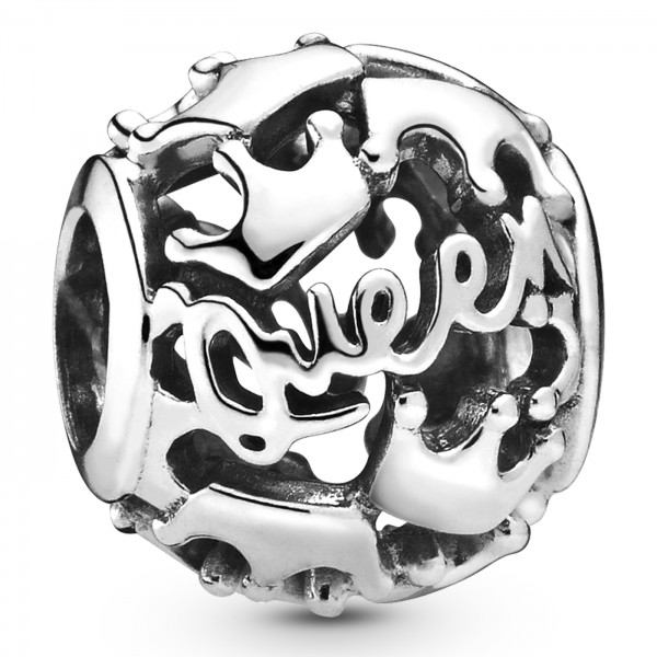 Queen and Regal Crowns PANDORA Charm 798354