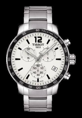 TISSOT Quickster Chronograph Herrenuhr T0954171103700