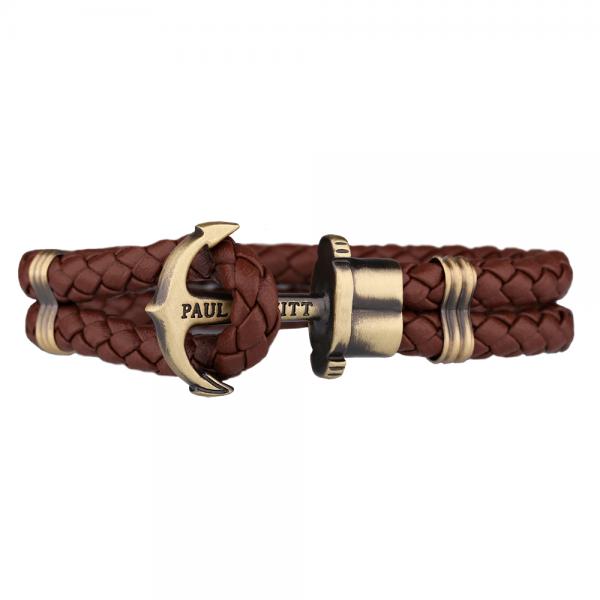 PAUL HEWITT PHREP Anker Armband Braun PH-PH-L-M-Br-S