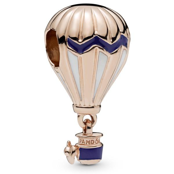 Blue Hot Air Ballon PANDORA ROSE Charm 788055ENMX