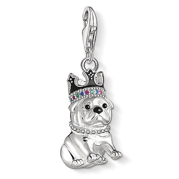 Generation Charm Club Bulldogge mit Krone 1510-497-21