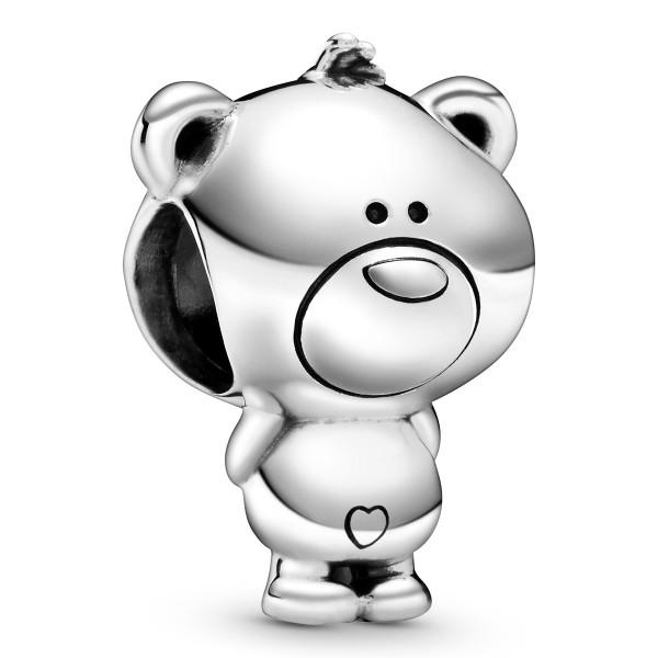 Teddybär PANDORA Charm 798695C00