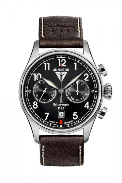 Junkers 6110-2 Spitzbergen Chronograph Herrenuhr