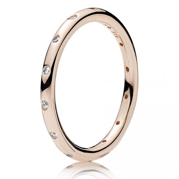 PANDORA ROSE Tröpfchen Ring 180945CZ