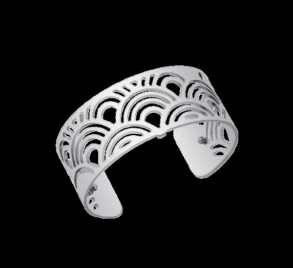 Les Georgsttes Armreif Poisson Silber 25mm 70274401600000