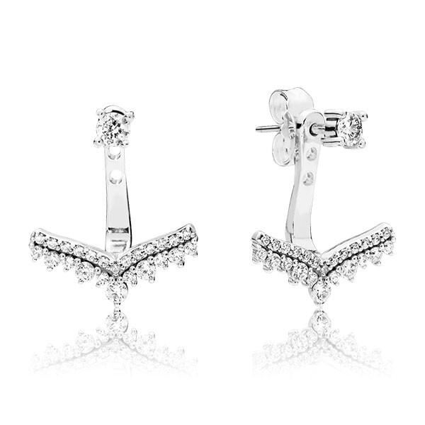 PANDORA Ohrstecker Silver stud earrings 297739CZ