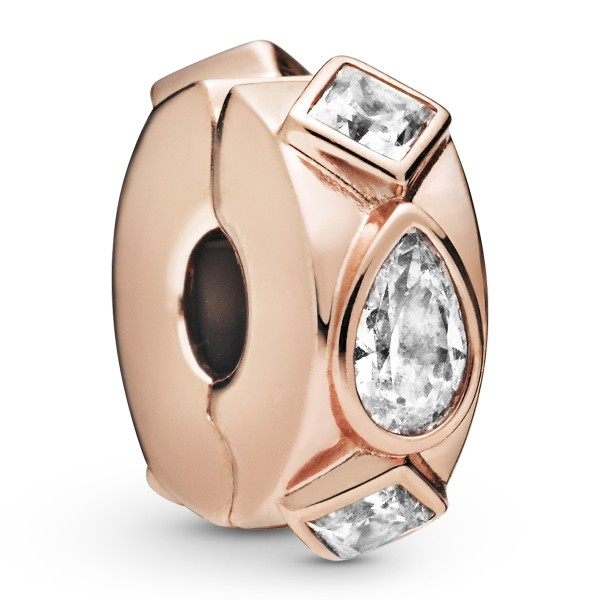 Geometric Shapes PANDORA ROSE Clip 788429C01
