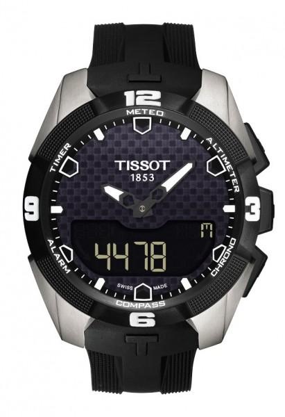 TISSOT T-Touch Expert Solar Herrenuhr T0914204705100