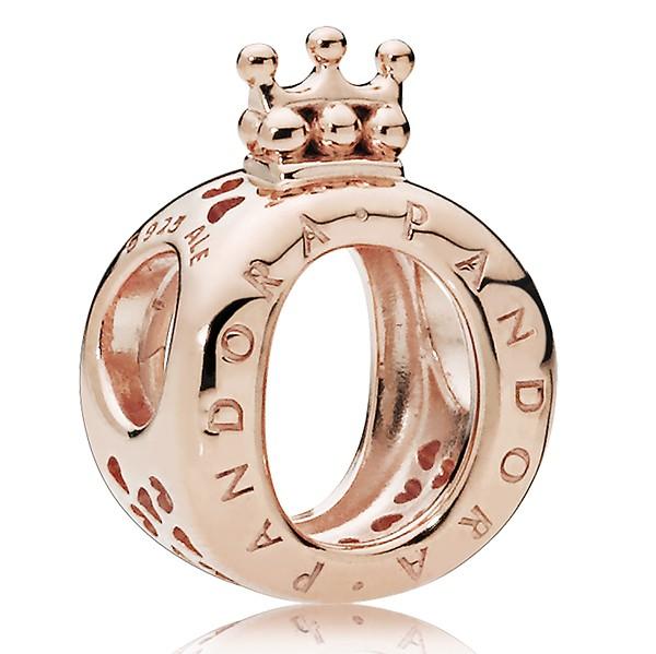 PANDORA Charm Rose crown O 787401
