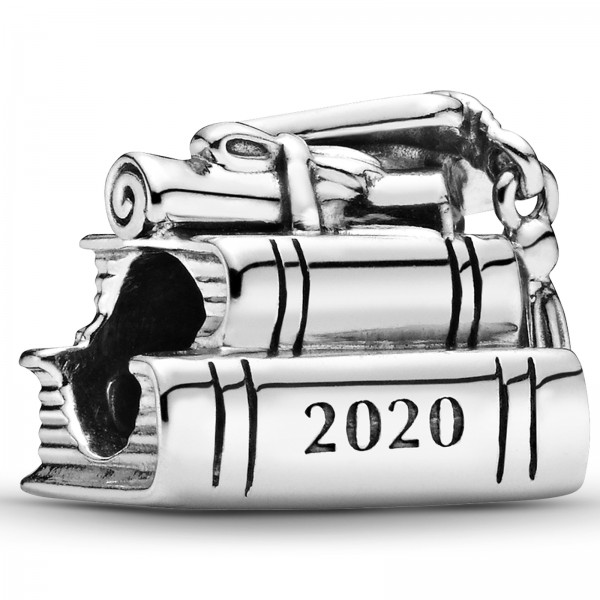 Schulabschluss 2020 Bücher PANDORA Charm 798910C00