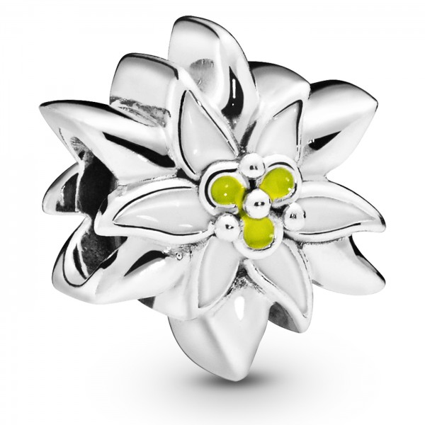 Edelweiss Flower PANDORA Charm 798243ENMX