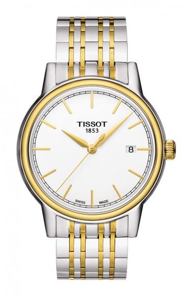 TISSOT Carson Quarz Herrenuhr T0854102201100