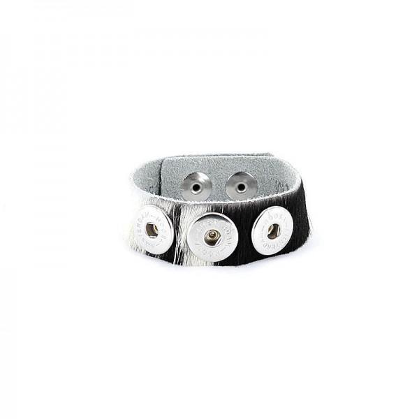 Noosa Armband schwarz WCS-050-10-22