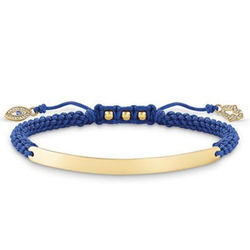 "Thomas Sabo Armband ""Blau Nazar Auge"" LBA0067-899-1-L21v"