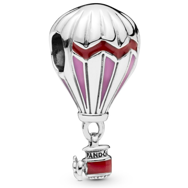 Red Hot Air Ballon PANDORA Charm 798055ENMX