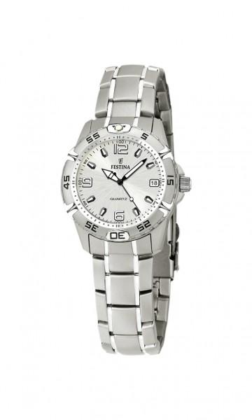 FESTINA Herren Damen-Armbanduhr F16172-1