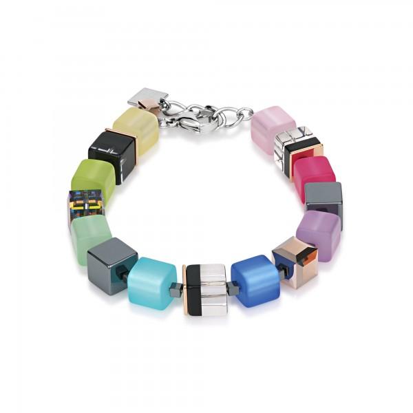 Coeur De Lion Armband Hämatit & Swarovski® Kristalle 4689301522